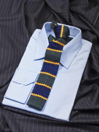 Corbatas Tejidas
